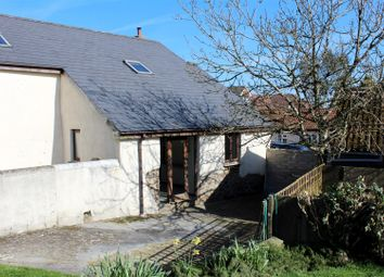 Thumbnail 2 bed end terrace house for sale in Delworthy, Yarnscombe, Barnstaple