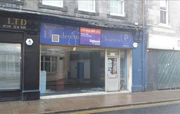 Thumbnail Retail premises to let in 279 High Street, Kirkcaldy