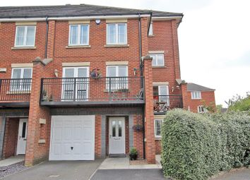 Thumbnail 5 bed town house for sale in Cudworth Drive, Mapperley, Nottingham