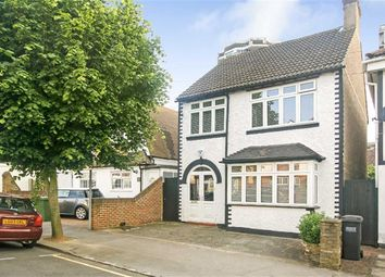 Thumbnail 4 bed detached house for sale in Blake Road, East Croydon, Surrey