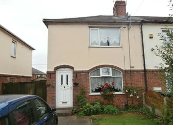 Thumbnail 2 bedroom semi-detached house to rent in Goodyear Avenue, Wolverhampton