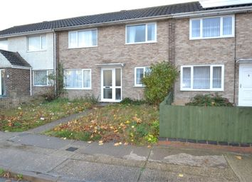 Thumbnail 3 bed terraced house for sale in Hawthorn Avenue, Colchester, Essex