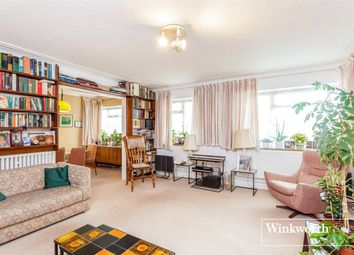 Thumbnail 3 bed flat for sale in Pembroke Hall, Mulberry Close, London