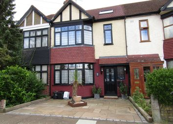 Thumbnail 3 bed terraced house for sale in Newcastle Avenue, Hainault