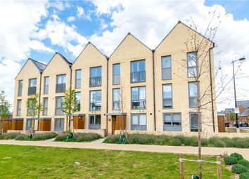 Thumbnail 4 bedroom terraced house for sale in Charger Road, Trumpington, Cambridge