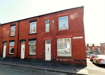 Thumbnail 3 bed end terrace house for sale in Kelverlow Street, Oldham
