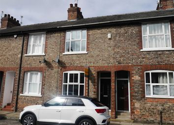 Thumbnail 3 bed terraced house for sale in River Street, York