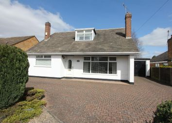 Thumbnail 4 bed detached bungalow for sale in Doctors Fields, Earl Shilton, Leicester