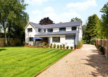 Thumbnail 5 bed detached house for sale in Wield Road, Medstead, Alton, Hampshire