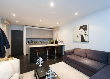 Thumbnail 1 bed flat to rent in Loudoun Road, London