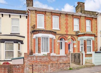 Thumbnail 2 bed terraced house for sale in Kitchener Road, Dover, Kent