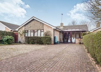 Thumbnail 3 bedroom detached bungalow for sale in Church Lane, Towersey, Thame