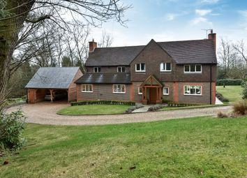 Thumbnail 4 bed detached house to rent in Wildwood, Coldharbour, Coldharbour, Dorking