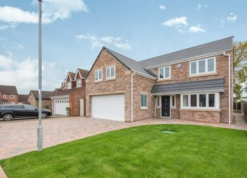 Thumbnail 4 bed detached house for sale in Somerby Drive, Owston Ferry, Doncaster