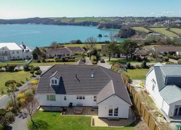 Thumbnail 5 bed detached house for sale in Carlyon Bay, St. Austell, Cornwall