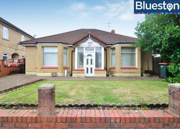 3 bed detached bungalow for sale in Chepstow Road, Newport NP19