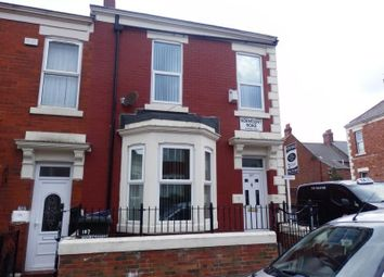 Thumbnail 5 bed semi-detached house for sale in Normount Road, Benwell, Newcastle Upon Tyne