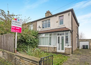 Thumbnail 3 bed semi-detached house for sale in Idle Road, Bolton, Bradford