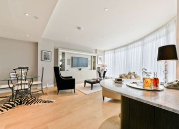Thumbnail 2 bed flat for sale in Charrington Tower, Canary Wharf