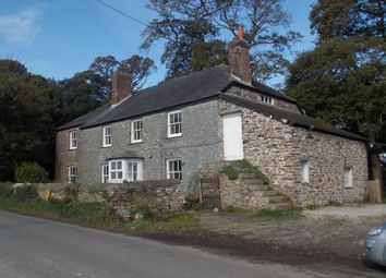 Thumbnail 5 bed property to rent in Peruppa Farmhouse, Pentewan, St Austell