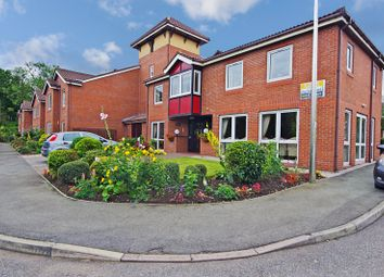 Thumbnail 1 bed flat for sale in Willow Court, Gatley