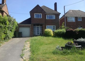 Thumbnail 3 bed detached house to rent in Basingstoke Road, Alton