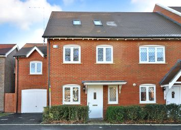 Thumbnail 4 bed semi-detached house to rent in Broadbridge Heath, Horsham