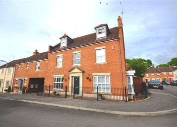 Thumbnail 5 bed end terrace house for sale in Kingfisher Grove, Three Mile Cross, Reading