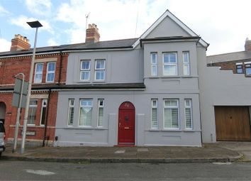 Thumbnail 3 bed end terrace house to rent in Paget Road, Penarth, South Glamorgan