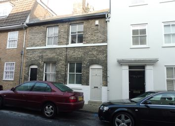 Thumbnail 2 bedroom terraced house for sale in Churchgate Street, Bury St. Edmunds