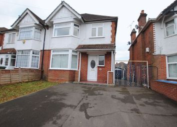 Thumbnail 3 bed semi-detached house to rent in Garfield Road, Southampton