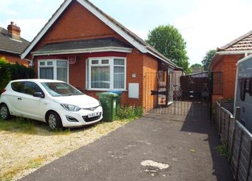 Thumbnail 2 bed bungalow for sale in Crabwood Road, Southampton
