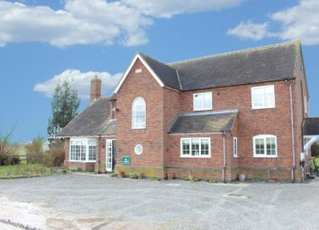 Thumbnail 4 bed detached house for sale in Warton, Nr Tamworth, Warwickshire