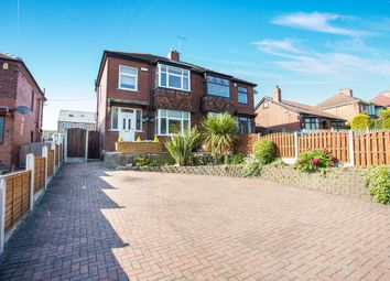 Thumbnail 3 bed semi-detached house for sale in Holywell Lane, Glasshoughton, Castleford