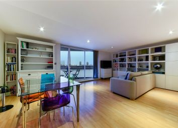 Thumbnail 2 bedroom flat for sale in Apollo Building, 1 Newton Place, London