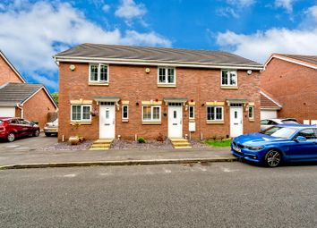 Thumbnail 2 bed terraced house for sale in Bramcote Way, Rushall, Walsall