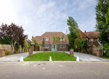 Thumbnail 4 bed detached bungalow for sale in Beehive Lane, Ferring, Worthing