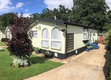 Thumbnail 2 bed mobile/park home for sale in Wyatts Covert, Denham, Uxbridge