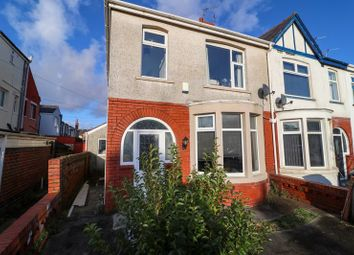 4 bed end terrace house for sale in Horncliffe Road, Blackpool FY4