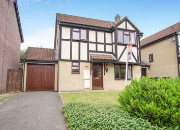 Thumbnail 3 bed detached house for sale in Fountains Drive, Barrs Court, Bristol