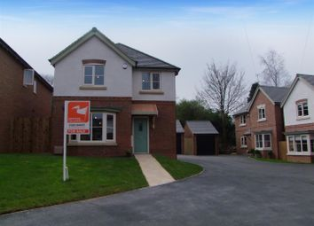 Thumbnail 4 bed detached house for sale in Scalpcliffe Road, Burton-On-Trent