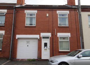 Thumbnail 7 bed terraced house to rent in Cambridge Street, Coventry