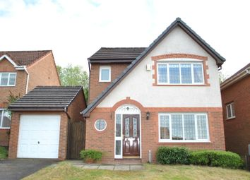 Thumbnail 3 bed detached house for sale in Craigs Crescent, Rumford, Falkirk