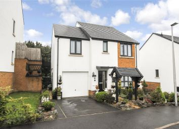 Thumbnail 4 bed detached house for sale in Summering Close, Okehampton