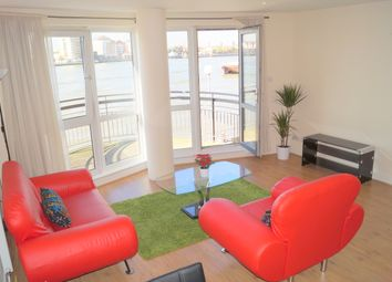 Thumbnail 2 bed flat to rent in 3 Arnhem Place, Canary Wharf, London