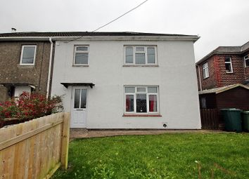 Thumbnail 3 bed semi-detached house for sale in Tynybryn Road, Tonyrefail, Porth, Rhondda, Cynon, Taff.