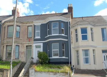 Thumbnail 4 bedroom terraced house to rent in Hyde Park Road, Mutley, Plymouth