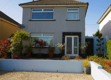 Thumbnail 3 bedroom detached house for sale in Beaufort, Ebbw Vale