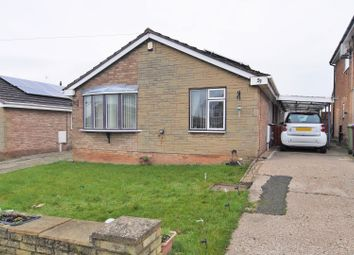 Thumbnail 3 bed detached bungalow for sale in Ridgeway, Chesterfield
