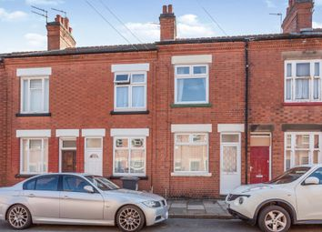 Thumbnail Terraced house for sale in Nugent Street, Newfoundpool, Leicester